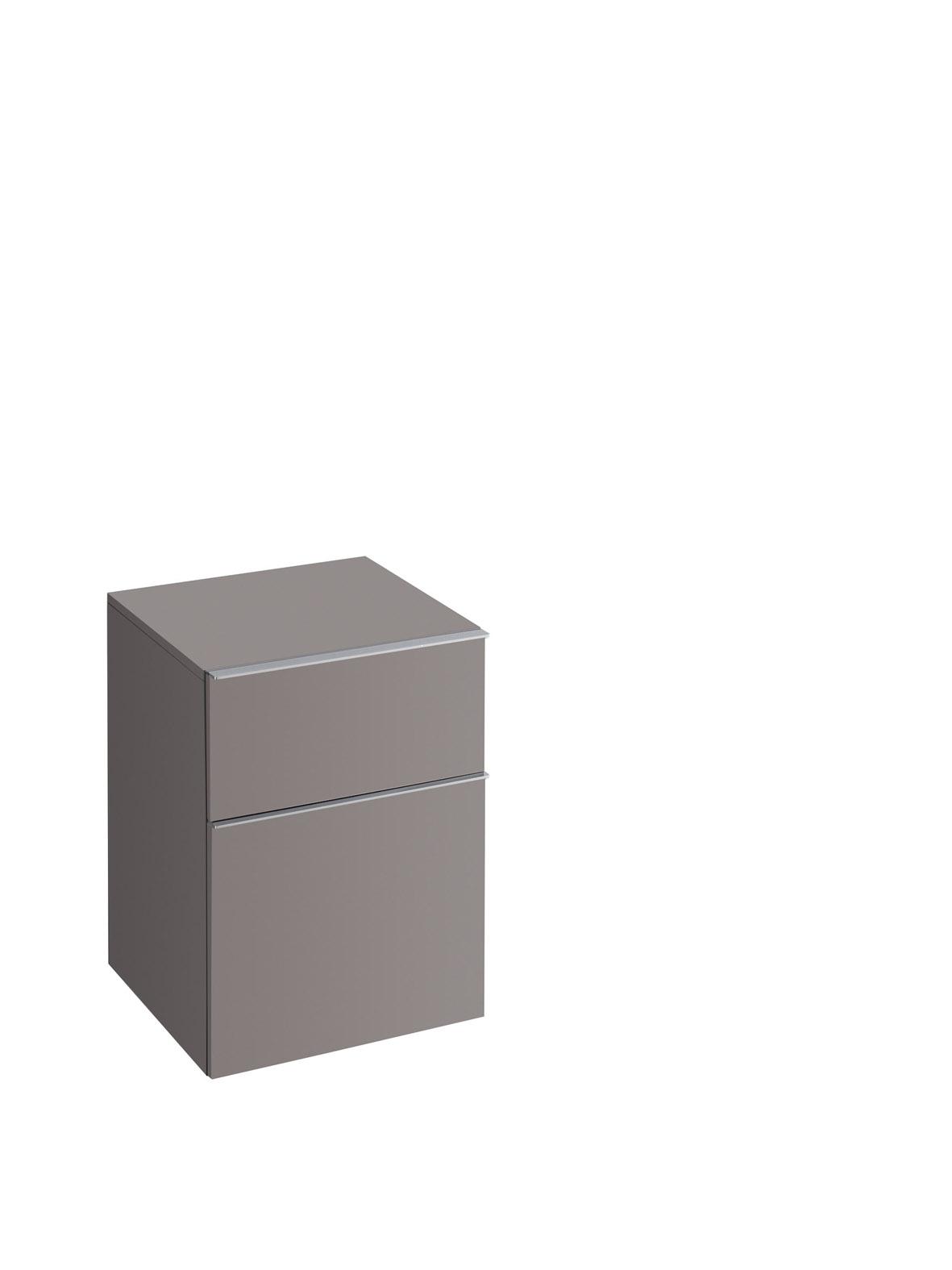 koupelnový nábytek KERAMAG Icon 45x60 platinum