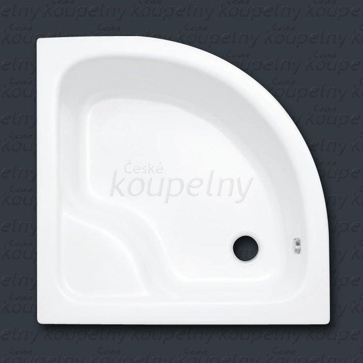 sprchové vaničky LAGUNA RONDO RO80HLO 80 vanička + panel