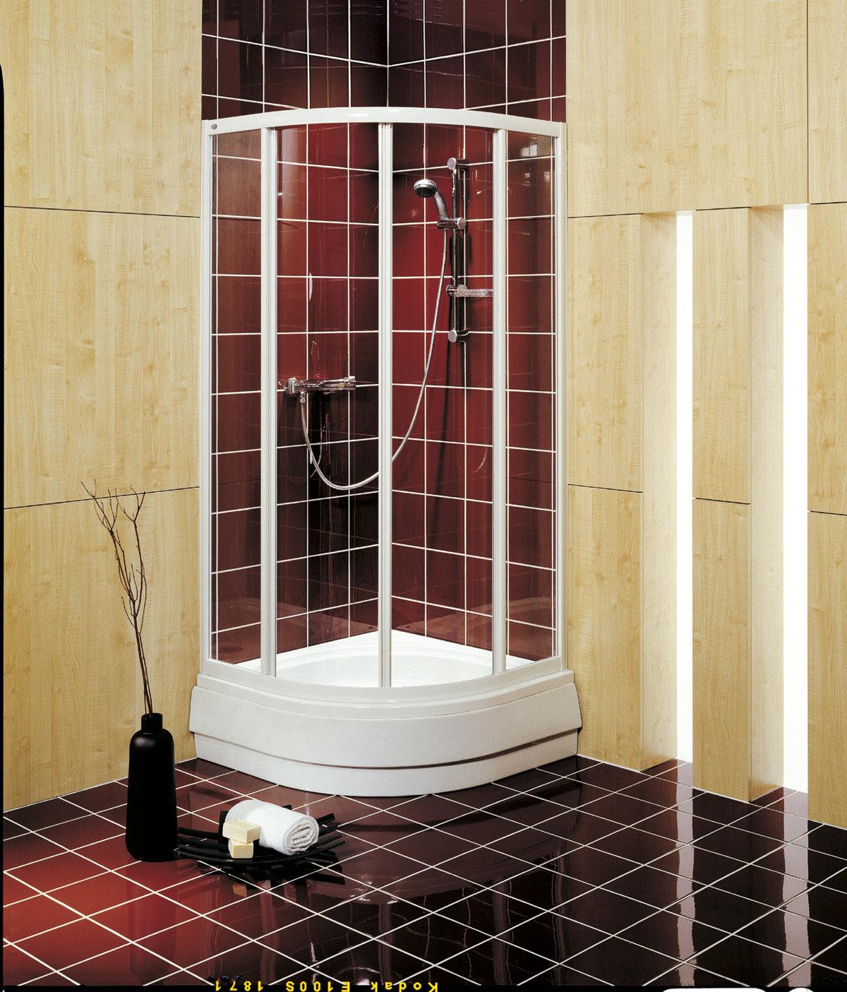 sprchové kouty KOLO AKORD RKPG90222 90x90