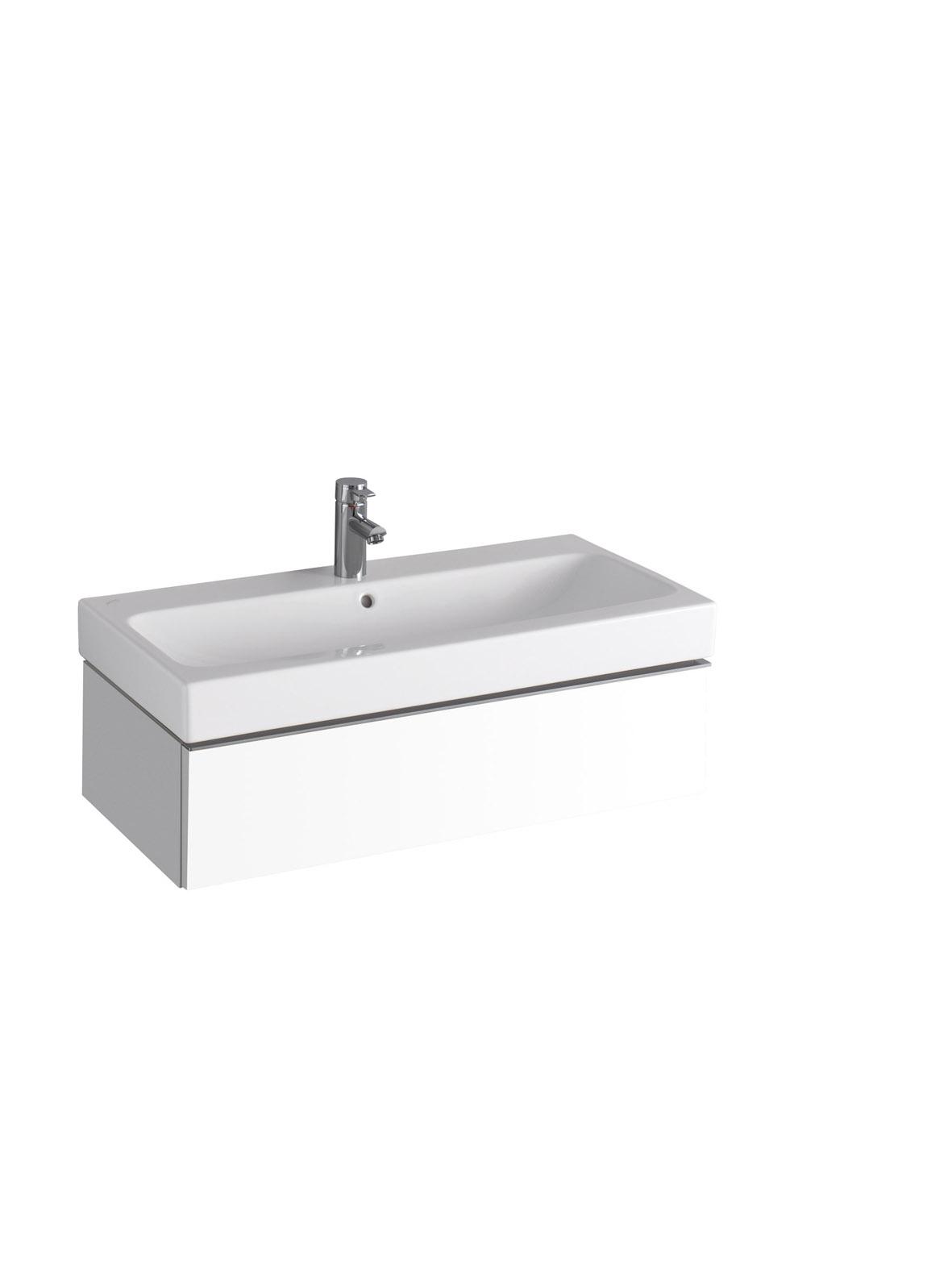 koupelnový nábytek KERAMAG Icon 89x24 bílá