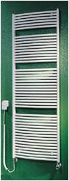 koupelnový nábytek KORALUX RONDO Otopné těleso 1830x450