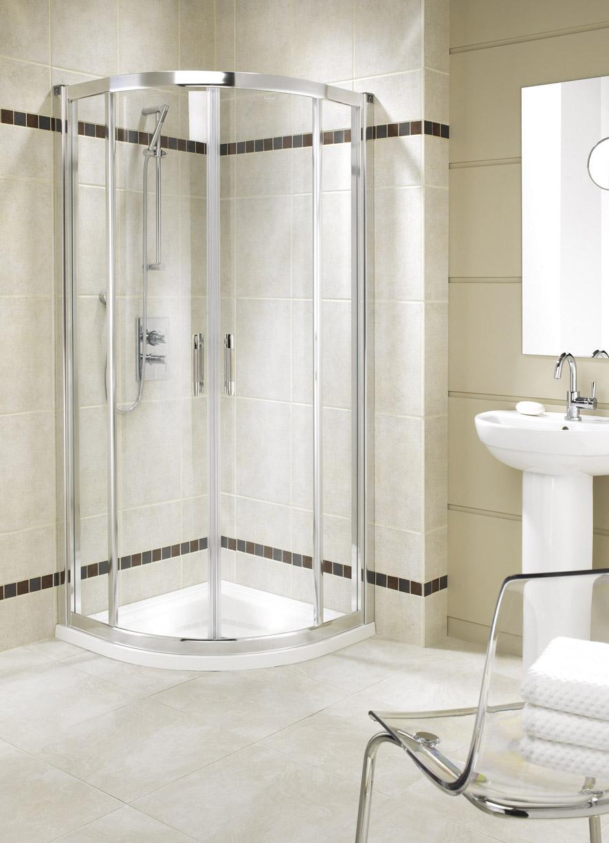sprchové kouty KOLO GEO-6 GKPG90222003 90x90 A+B