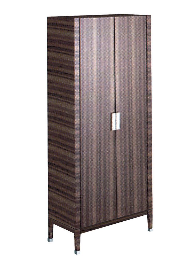 koupelnový nábytek KERAMAG Era vysoká skříň s palisandr