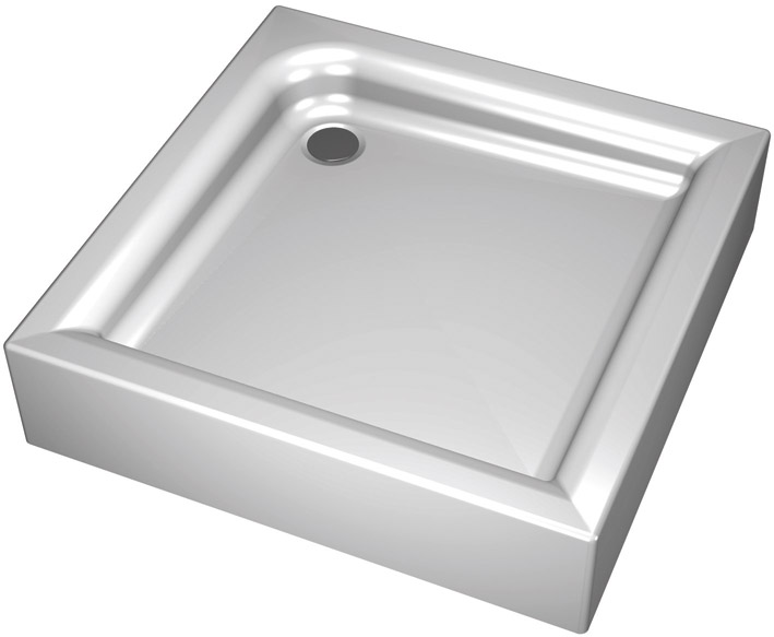 sprchové vaničky KOLO Standard Plus XBK1480 80x80x9 čtvercová