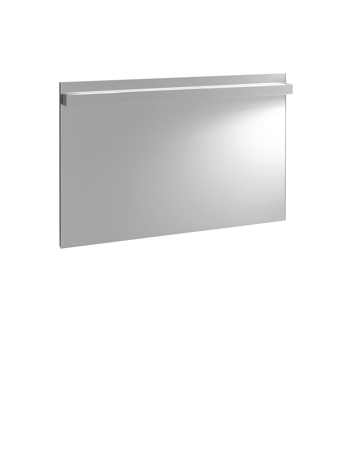 zrcadlo KERAMAG Icon zrcadlo s osvětlením 120x75 cm