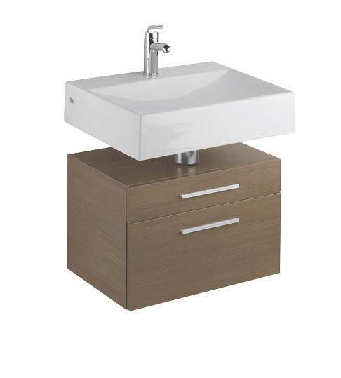 koupelnový nábytek KERAMAG Xeno 58x42x41