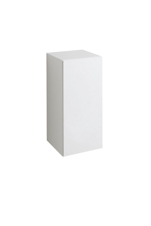 koupelnový nábytek KERAMAG 4U bílá+uvnitř zelená