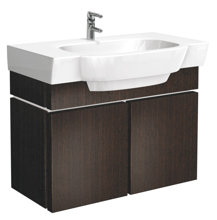 koupelnový nábytek KOLO Varius skříňka pod umyvadlo- wenge