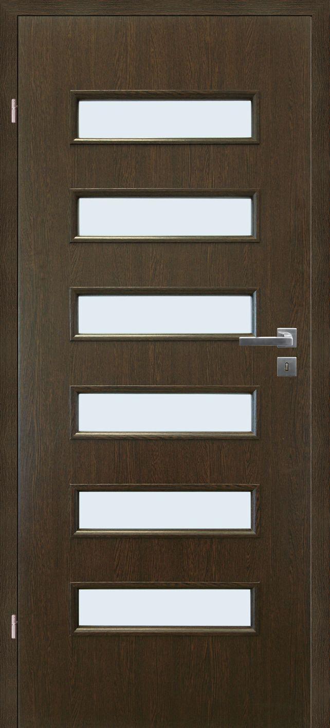 dveře vnitřní MASONITE BOSS6/6