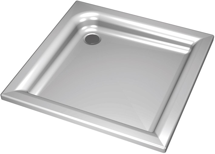 sprchové vaničky KOLO Standard Plus XBK1590 90x90x9 čtvercová