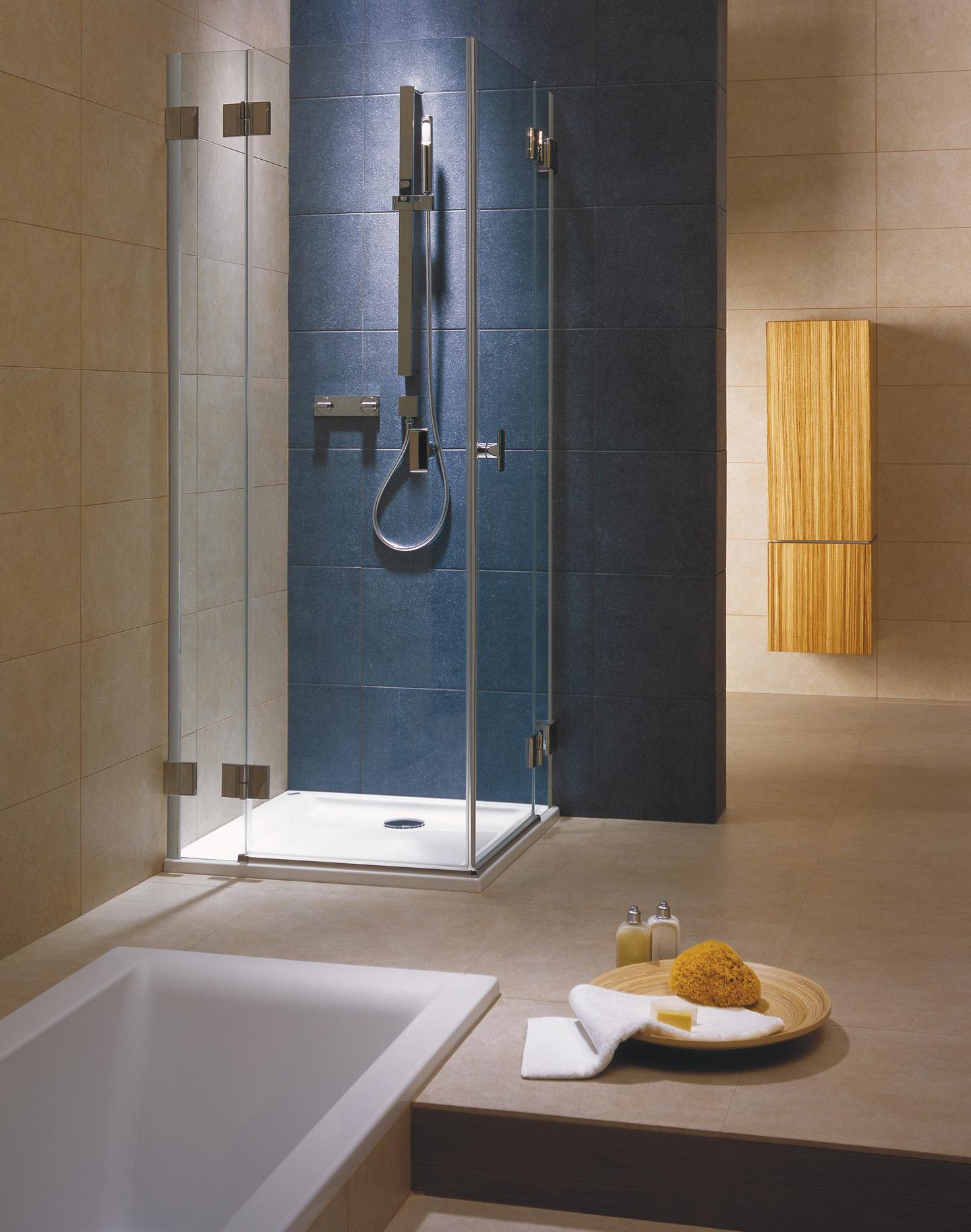 sprchové kouty KOLO NIVEN FKDF90222003 90x90 čtvercový kout