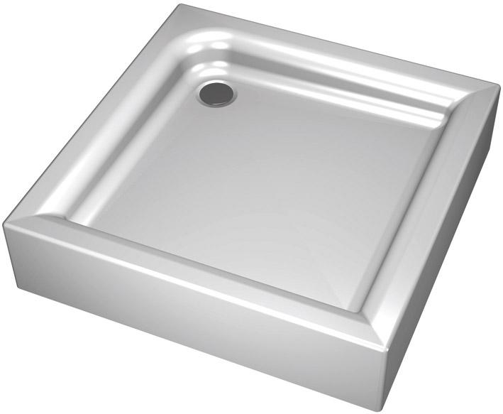 sprchové vaničky KOLO Standard Plus XBK1490 90x90x9 čtvercová