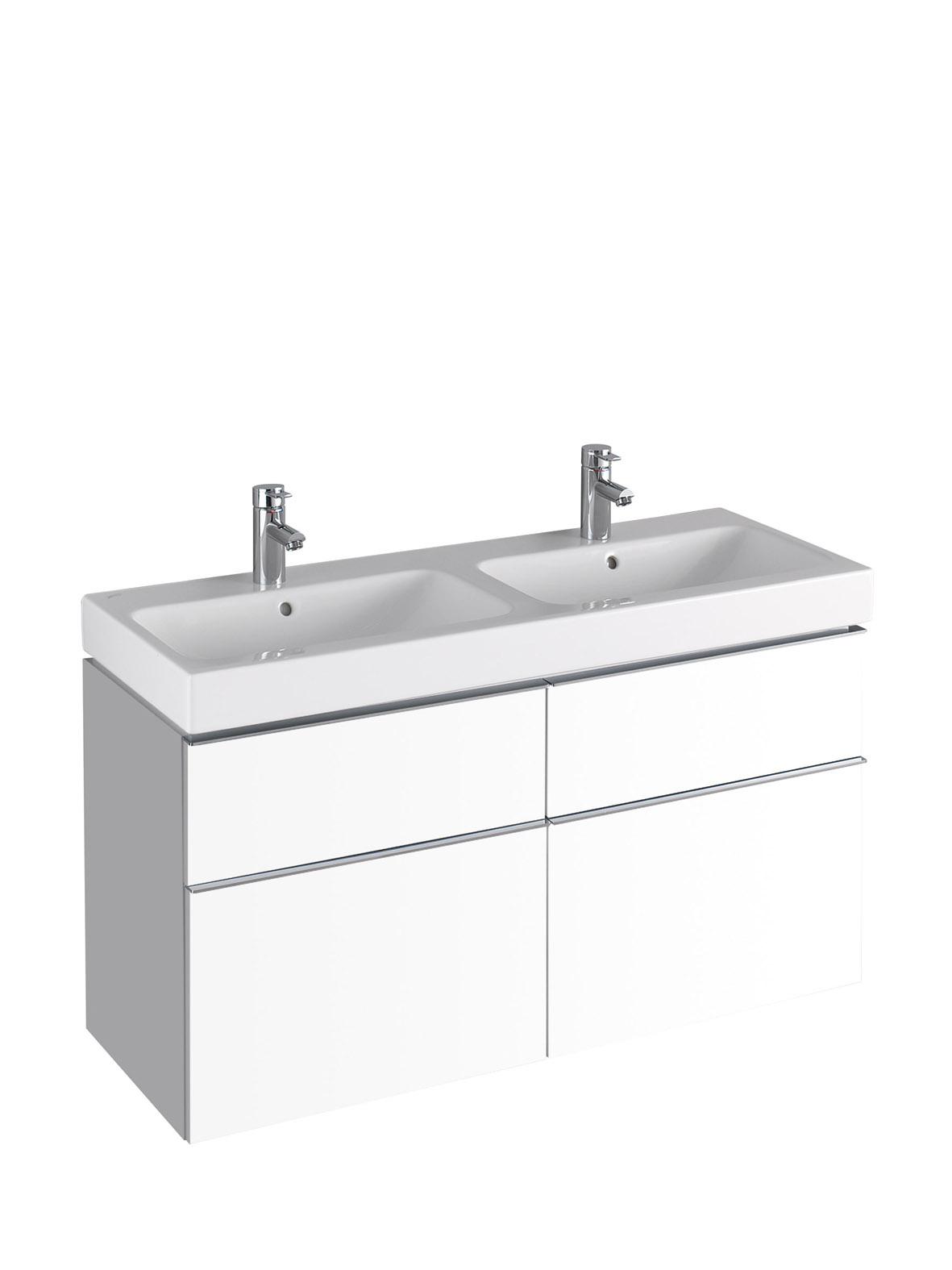 koupelnový nábytek KERAMAG Icon 119x62 bílá