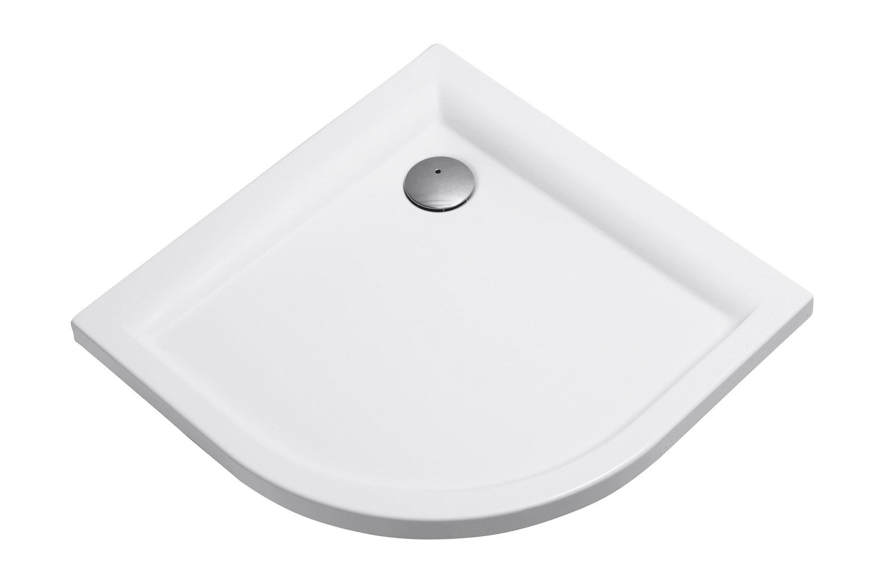 sprchové vaničky KOLO Pacifik XBN0780 80x80cm čtvrtkruh