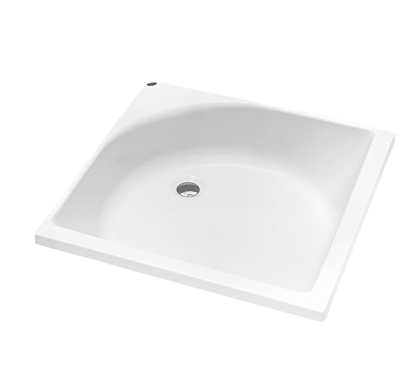 sprchové vaničky KOLO Hluboka vanička XBK0380 80x80x21 čtvercová