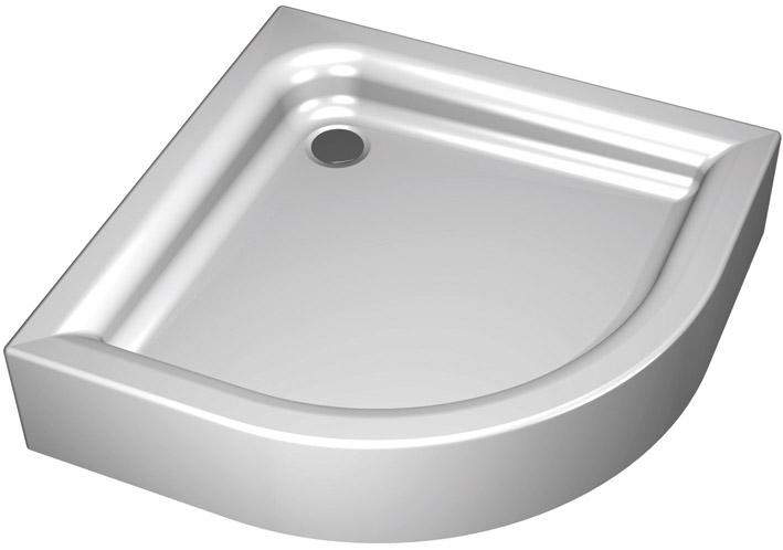 sprchové vaničky KOLO Standard Plus XBN1480 80x80x9 čtvrtkruh