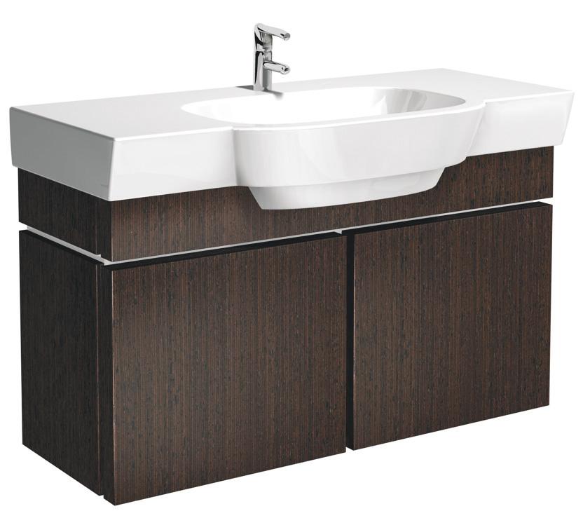 koupelnový nábytek KOLO Varius skříňka pod umyvadlo-wenge