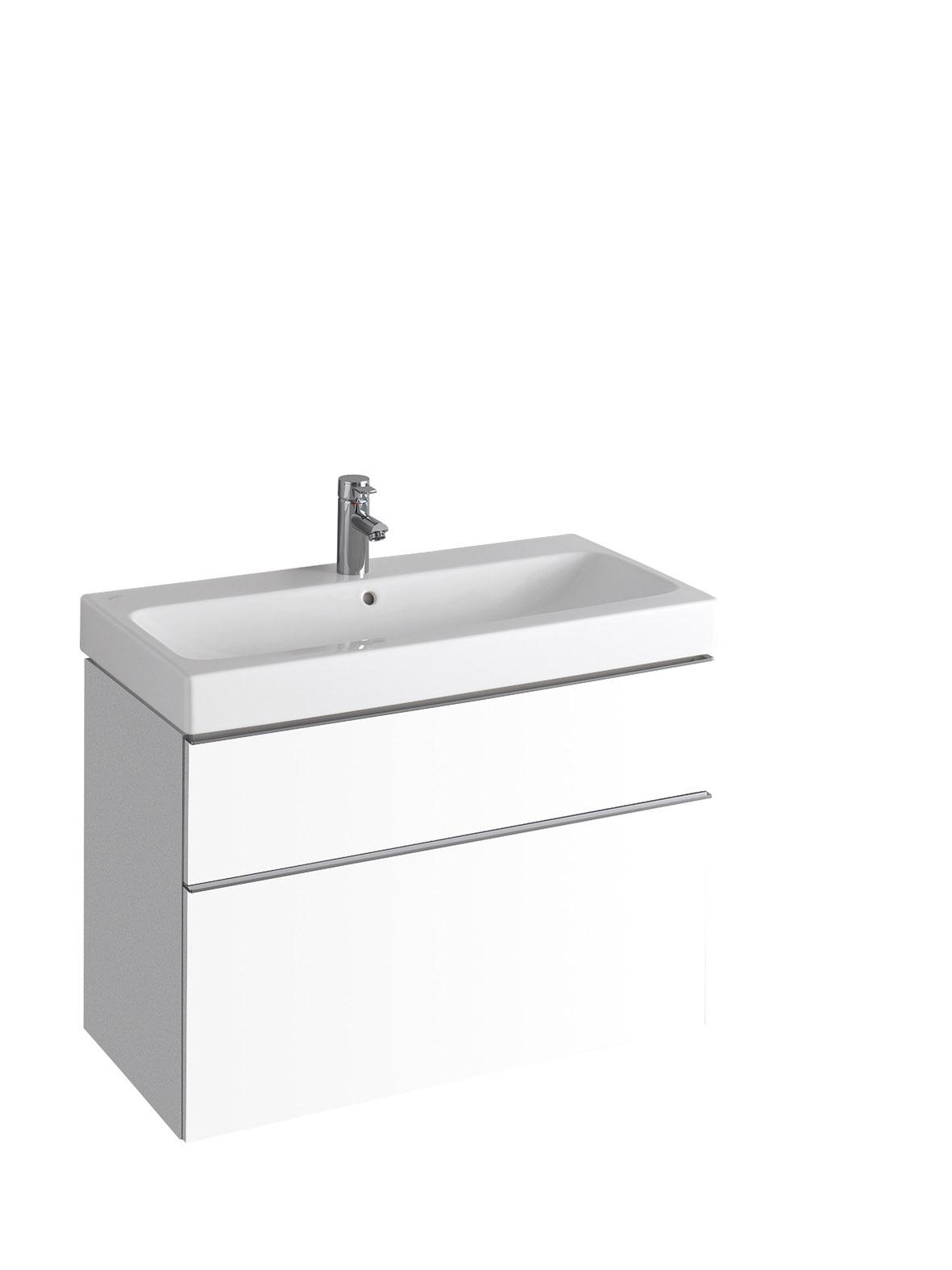 koupelnový nábytek KERAMAG Icon 89x62 bílá