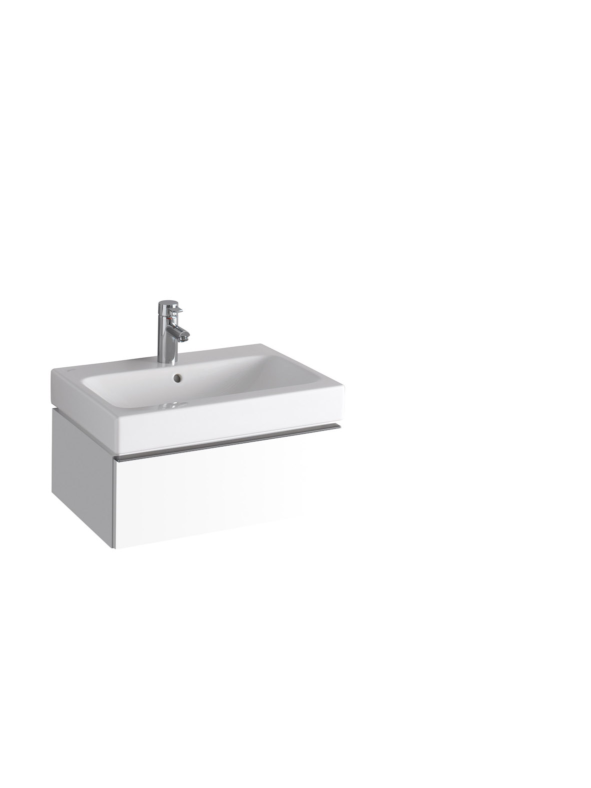 koupelnový nábytek KERAMAG Icon 59,5x24 bílá