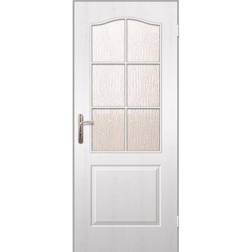 dveře vnitřní POL-SKONE CLASSICS6_bile