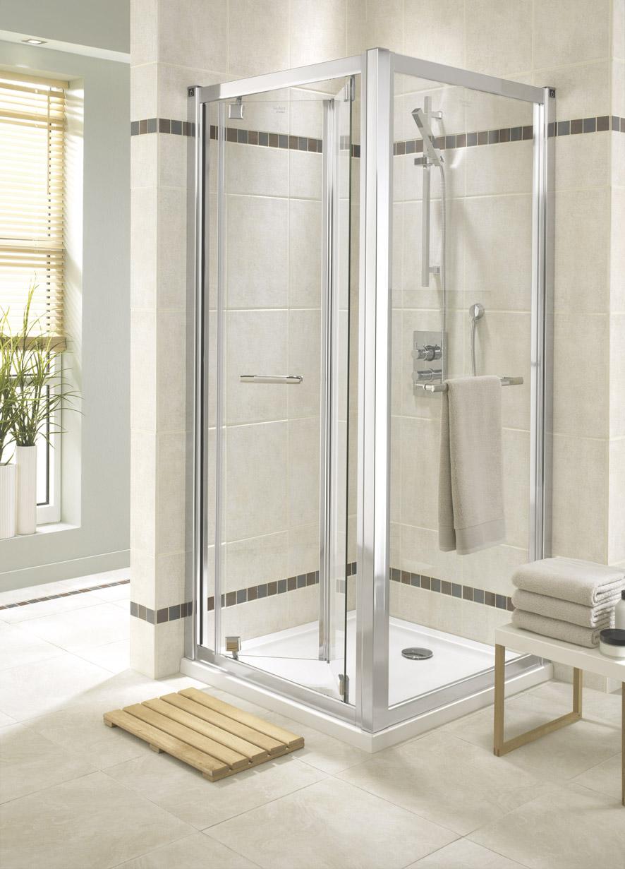 sprchové kouty KOLO GEO-6 GDRB90222003 90 skládací dveře