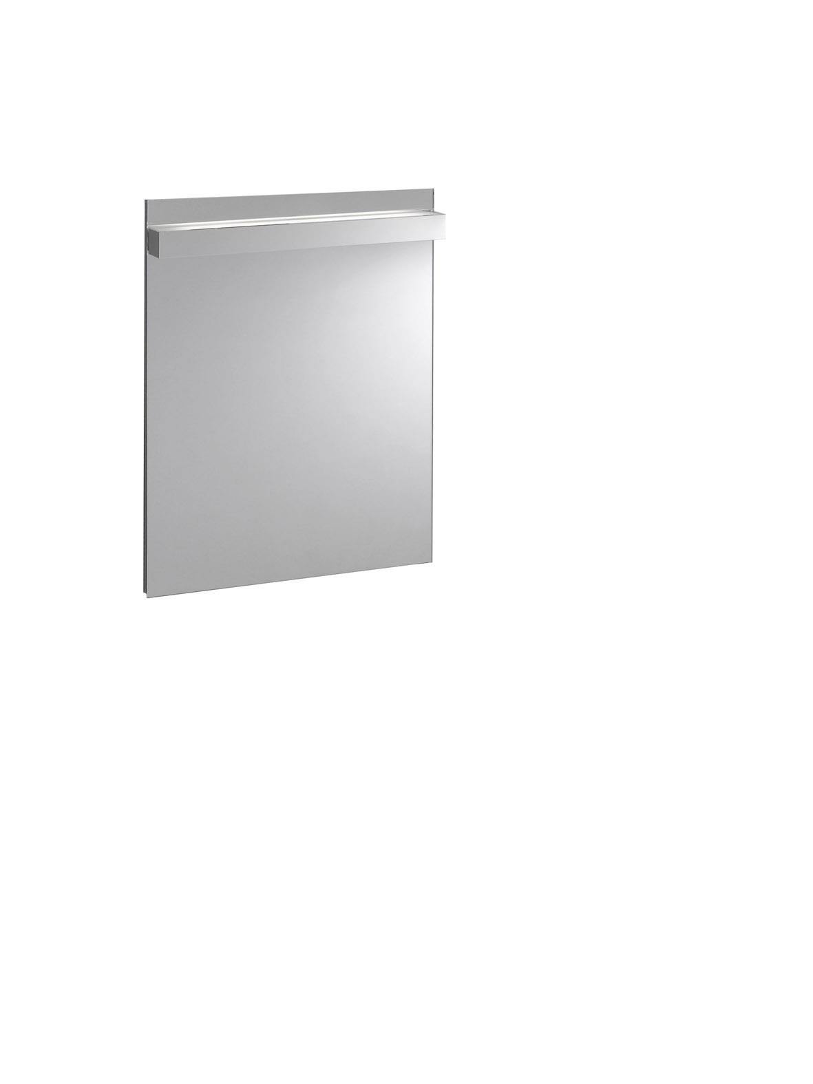 zrcadlo KERAMAG Icon zrcadlo s osvětlením 60x75 cm