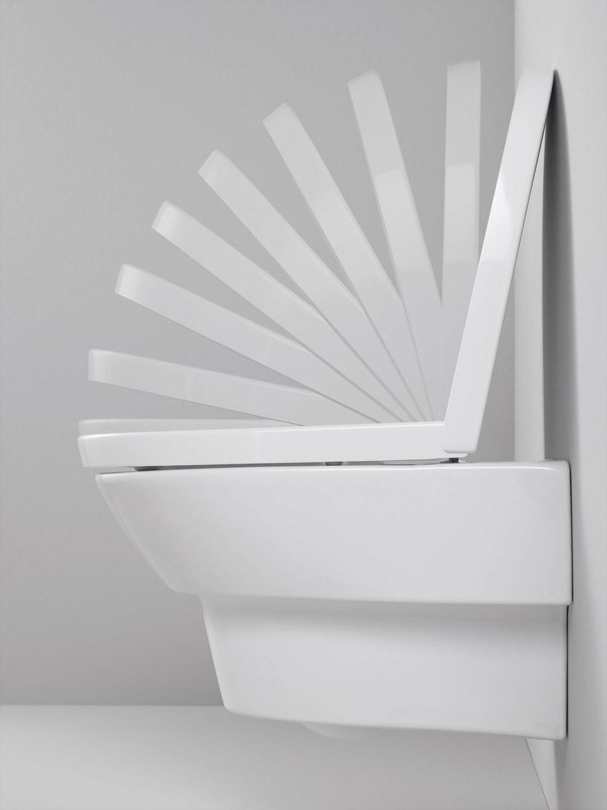 wc/klozety KERAMAG Flow WC závěsné