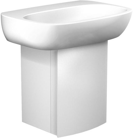 koupelnový nábytek KOLO Style spodní skříňka pod umyvadlo, bílá