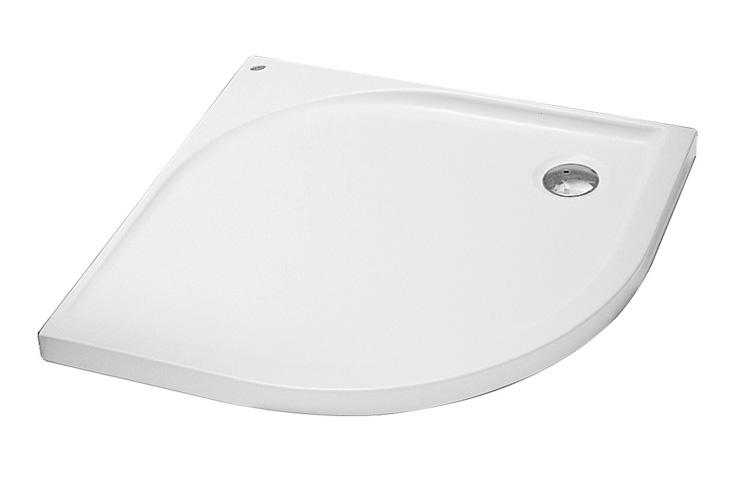 sprchové vaničky KOLO Akcent XBN0490 90x90x5 čtvrtkruh