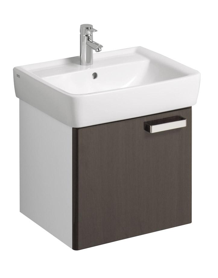 koupelnový nábytek KERAMAG Ren.Nr.1Pl.bílá/wenge