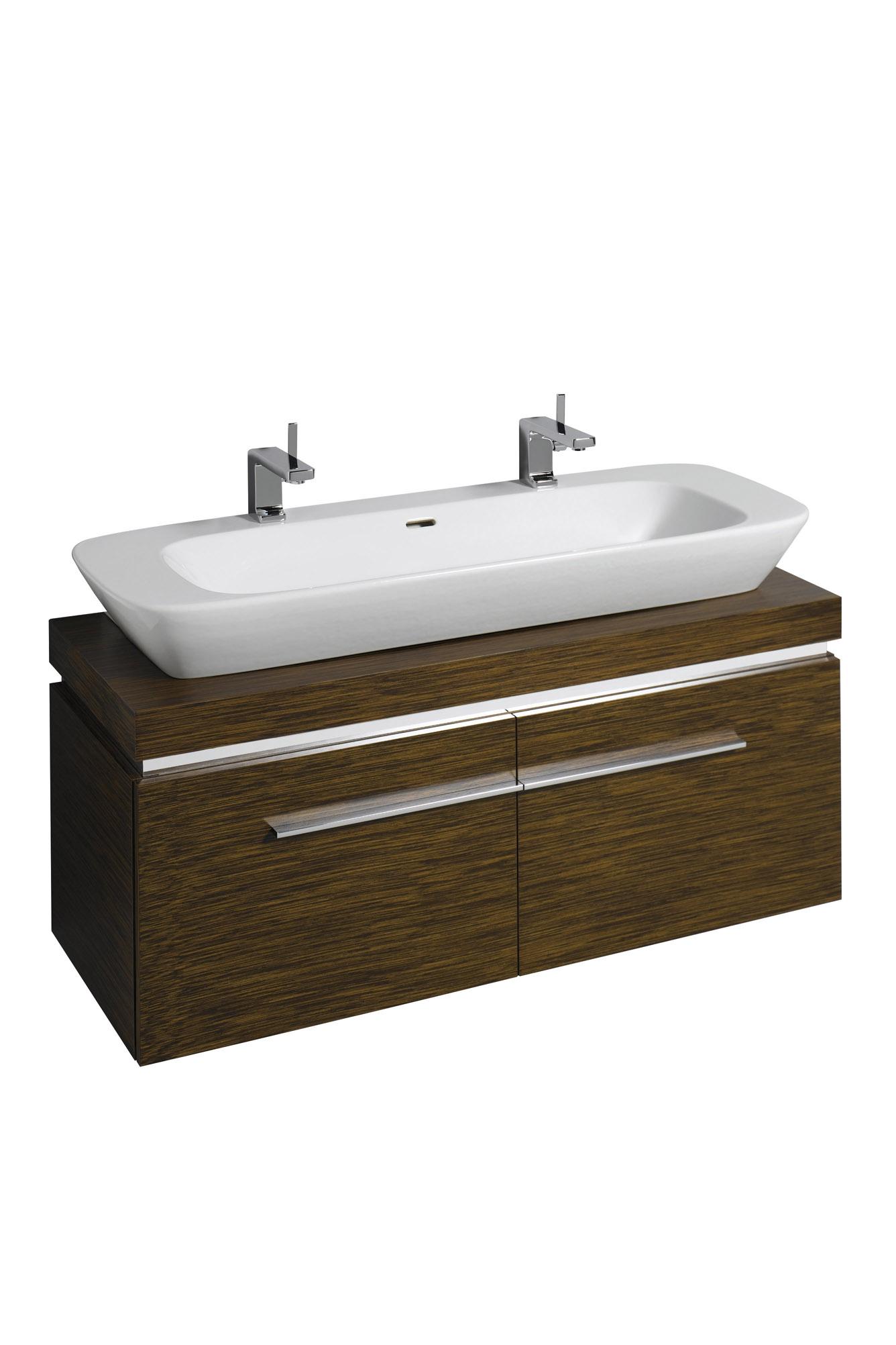 koupelnový nábytek KERAMAG Silk spodní skř.pod umyv.120 cm wenge