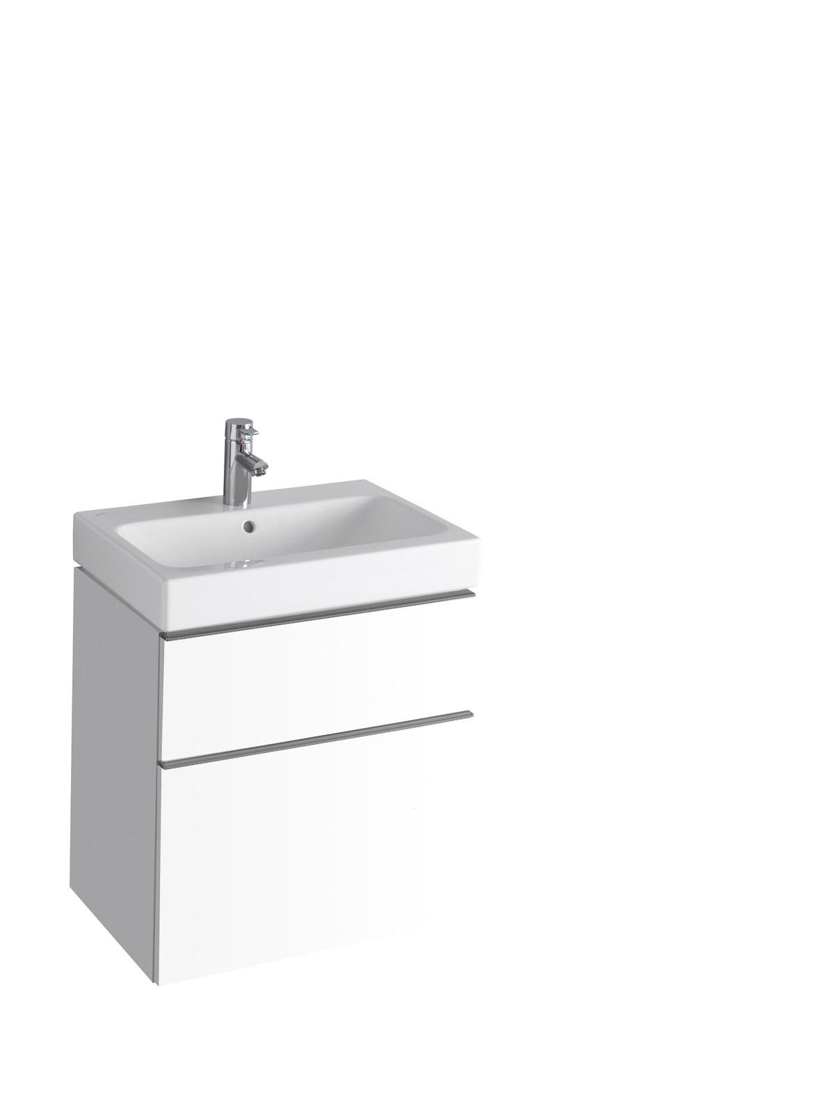 koupelnový nábytek KERAMAG Icon 59,5x62 bílá