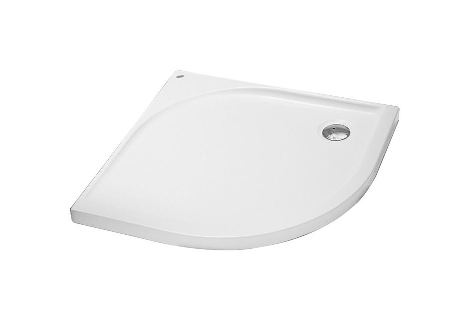 sprchové vaničky KOLO Akcent XBN0480 80x80x5 čtvrtkruh