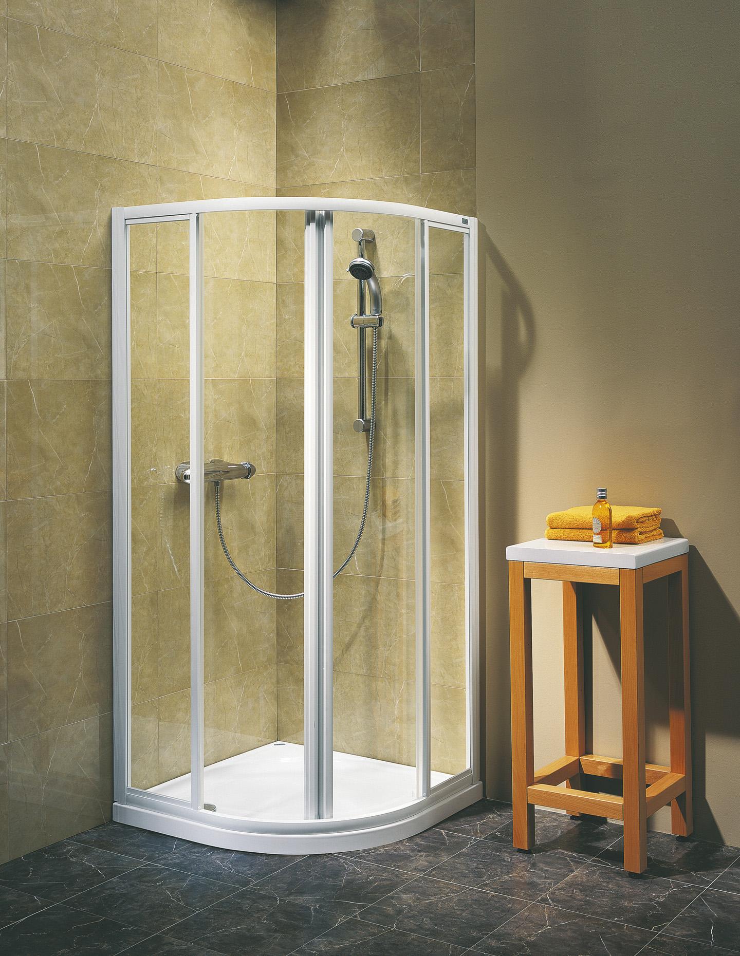 sprchové kouty KOLO ATOL PLUS EKPG90222 90x90