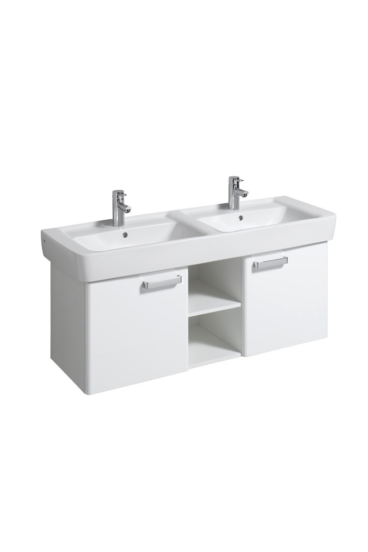 koupelnový nábytek KERAMAG Ren.Nr.1Pl. bílá/bílá