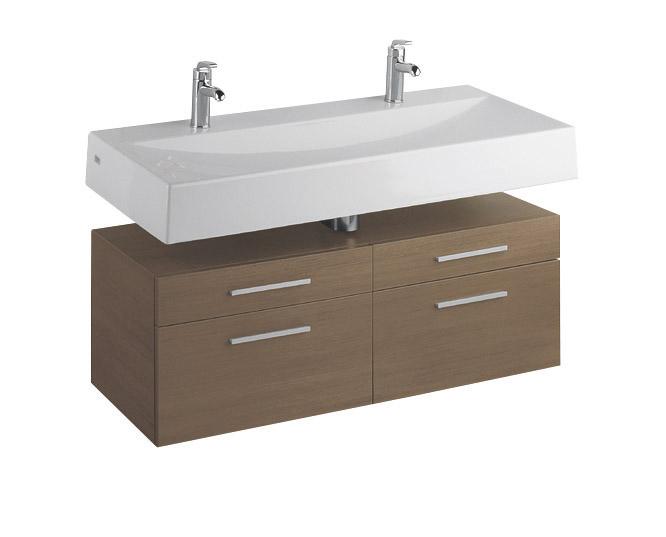 koupelnový nábytek KERAMAG Xeno 118x42x41