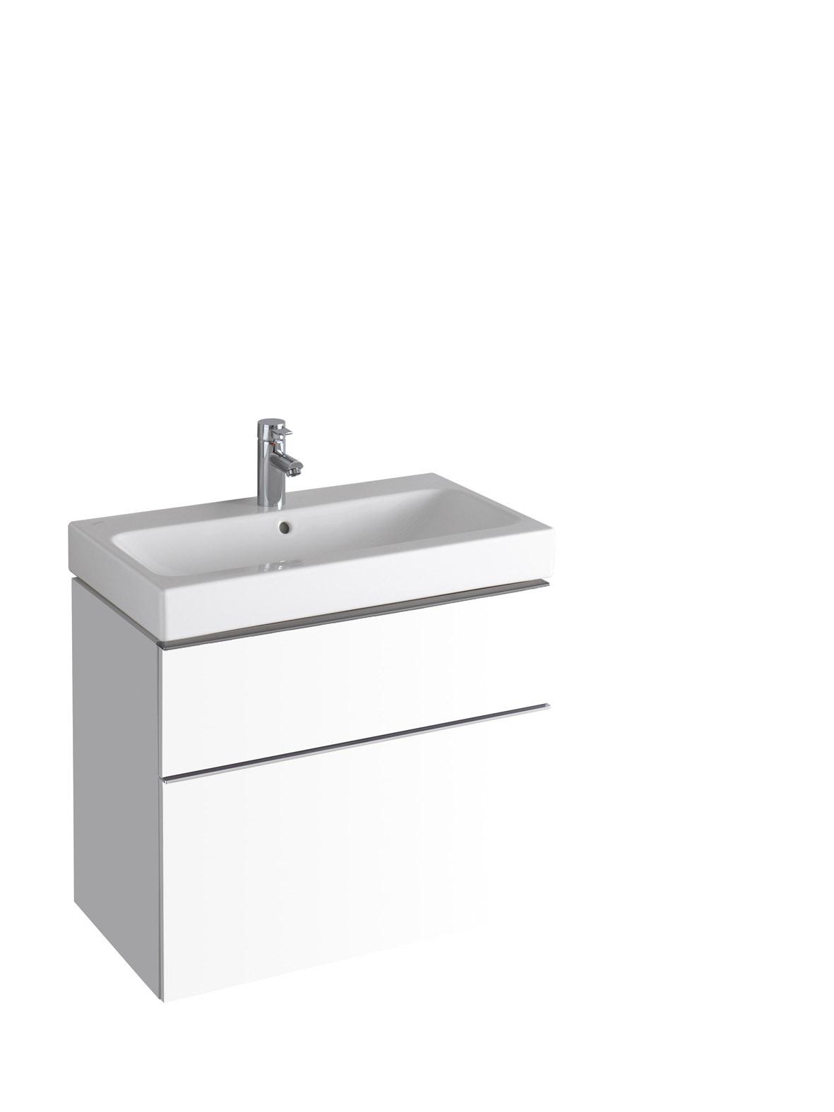 koupelnový nábytek KERAMAG Icon 74x62 bílá