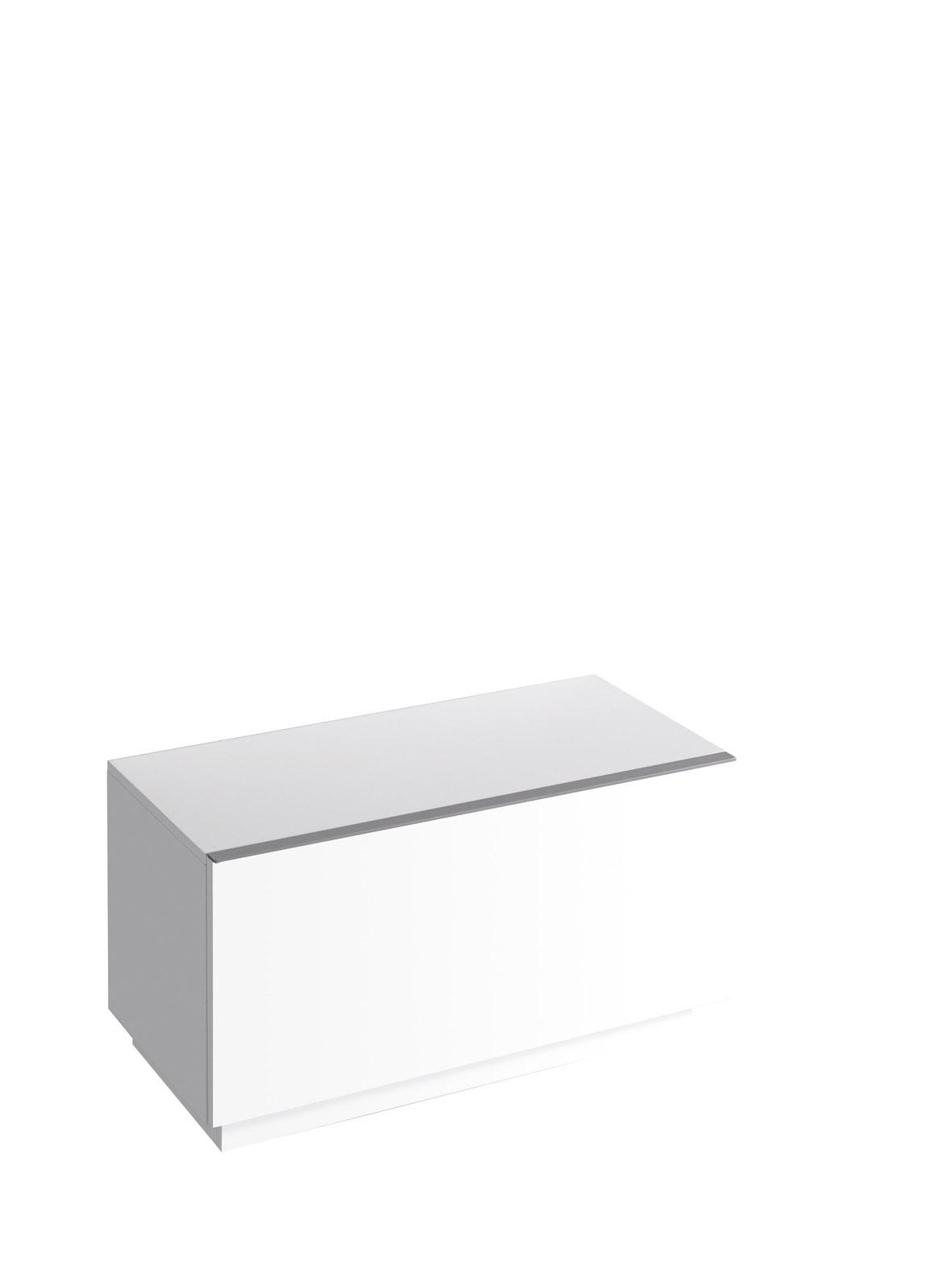 koupelnový nábytek KERAMAG Icon 89x47,2 bílá