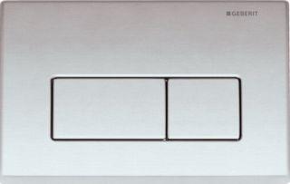 ovládací tlačítko GEBERIT KAPPA50 kovové