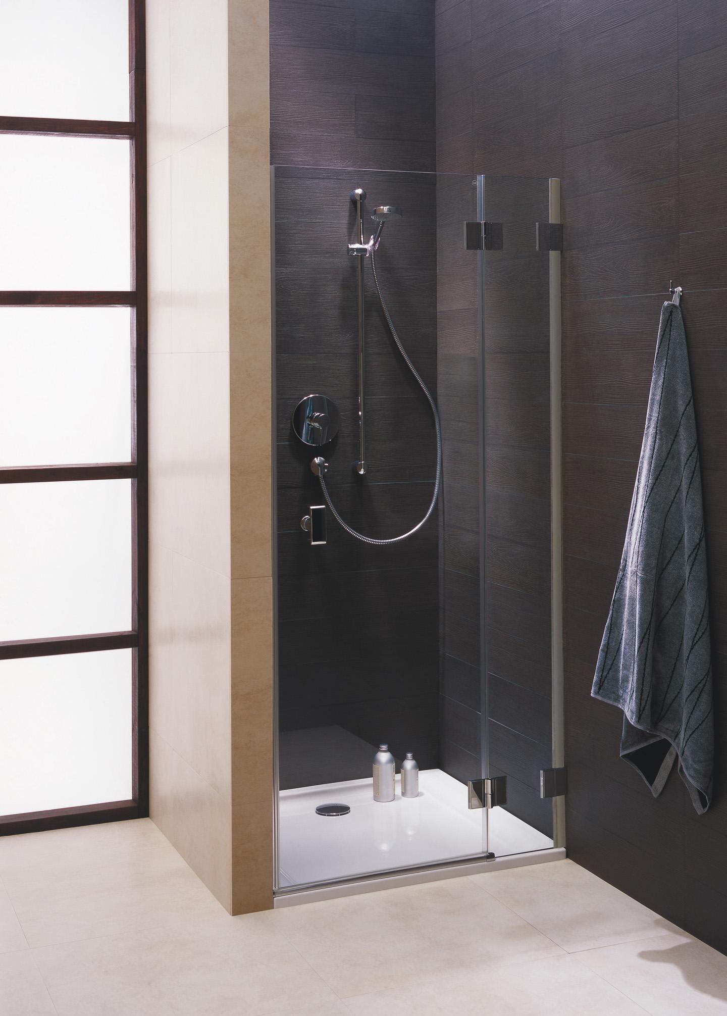 sprchové kouty KOLO NIVEN FDRF90222003L dveře do niky 90cm