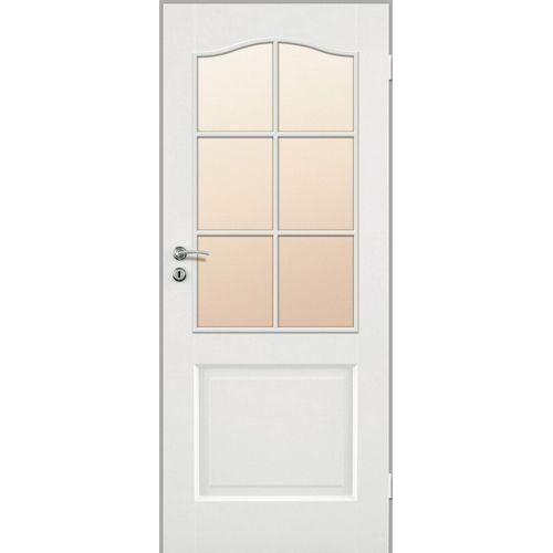 dveře vnitřní POL-SKONE modern01S6_bile