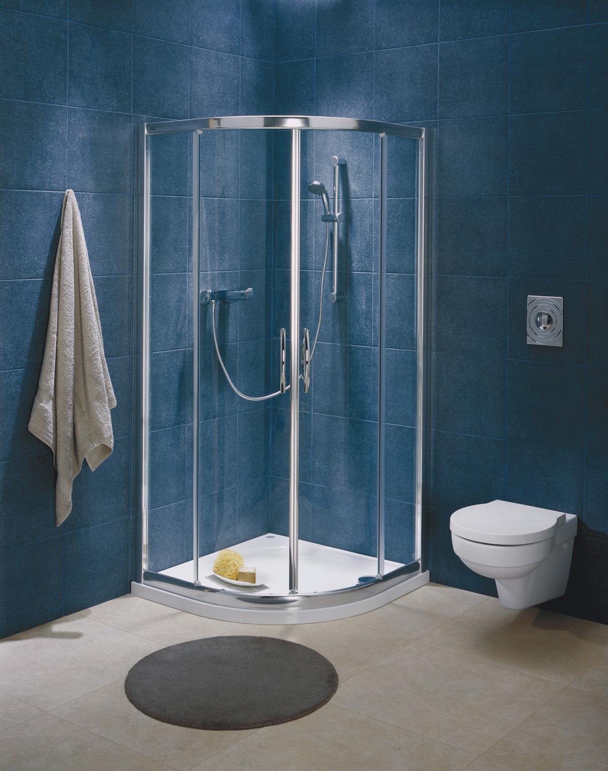 sprchové kouty KOLO AKCENT PLUS 90x90