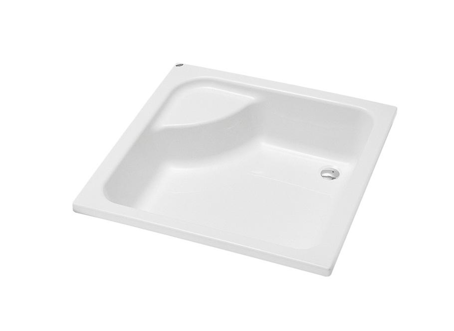 sprchové vaničky KOLO Hluboka vanička XBK0390 90x90x21 čtvercová