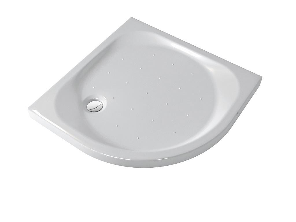 sprchové vaničky KOLO Xeno XBN1390 90x90x6 čtvrtkruh ker.