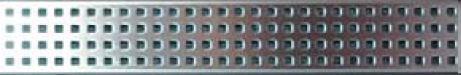 koupelnový nábytek Quadrato 404494 žlab+rošt