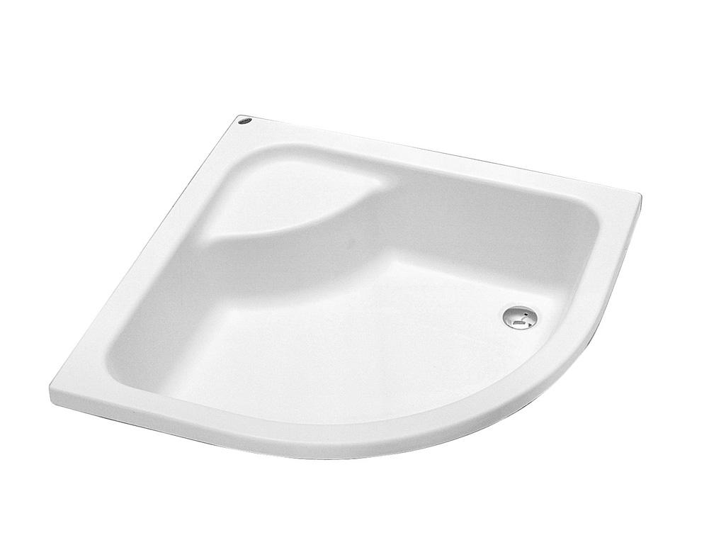 sprchové vaničky KOLO Hluboka vanička XBN0390 90x90cm čtvrtkruh