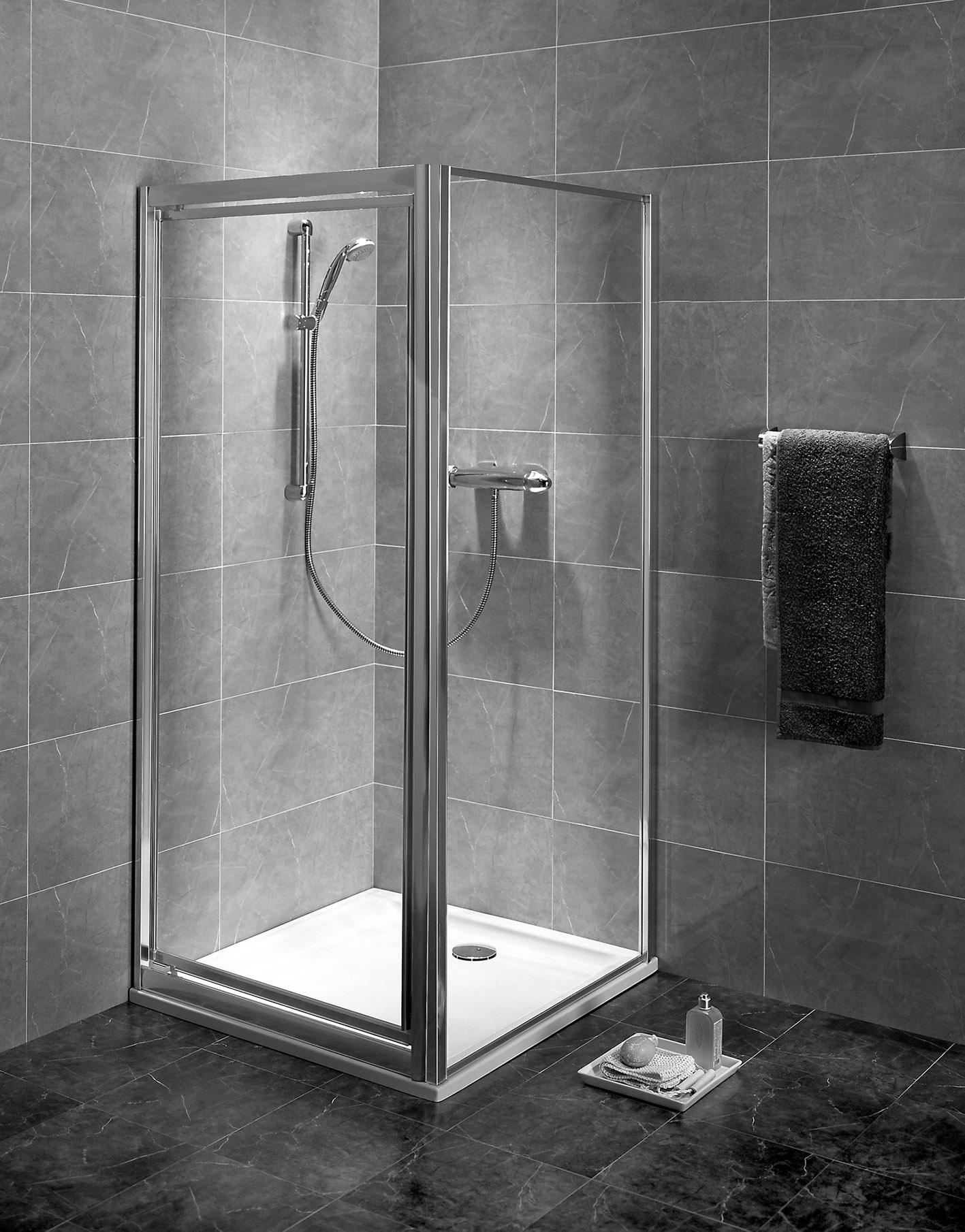 sprchové kouty KOLO AKORD 90 RDRP90222005 křídlové dveře