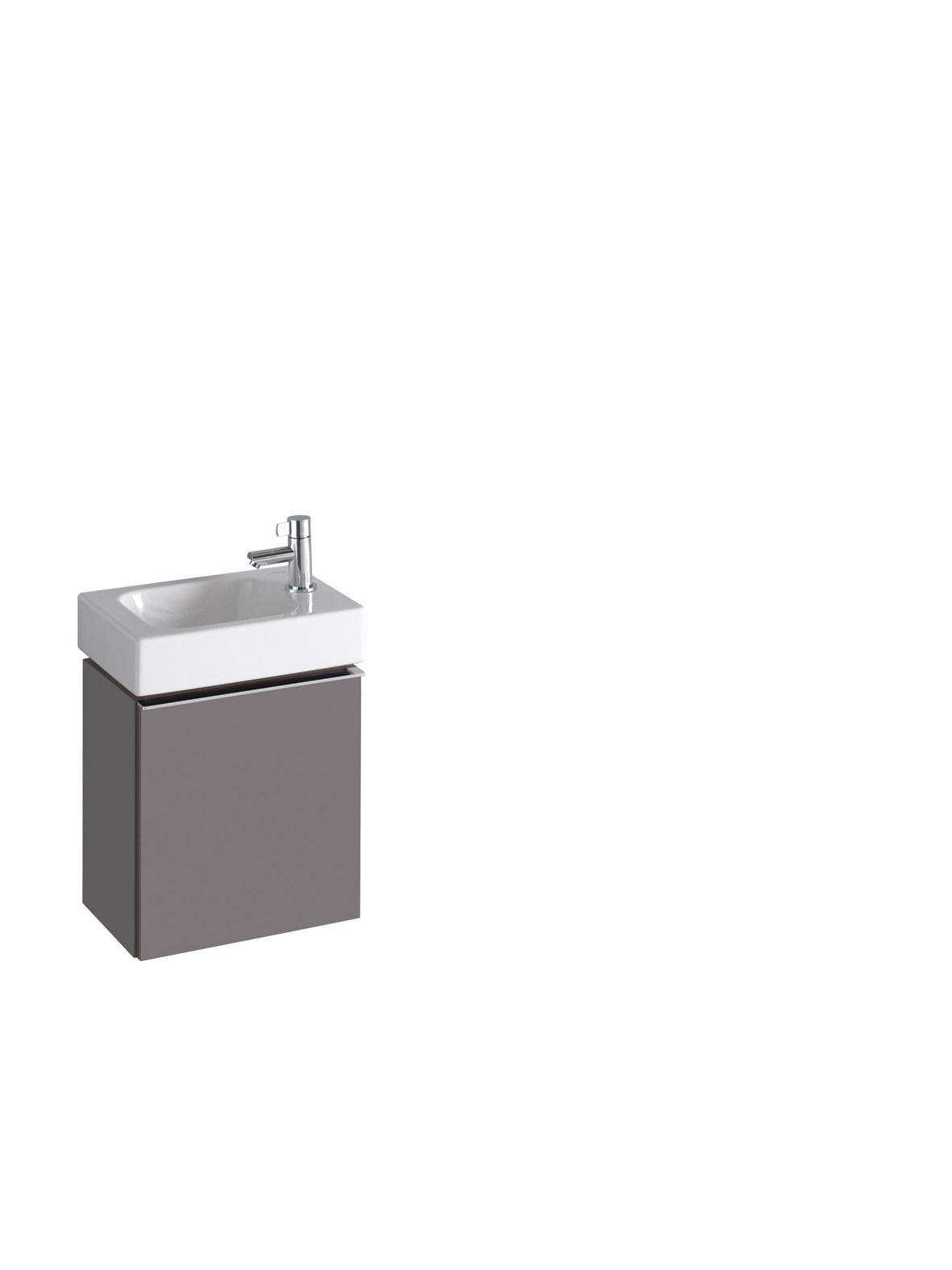 koupelnový nábytek KERAMAG Icon 38 cm platinum