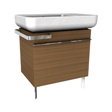 koupelnový nábytek KOLO EGO/OVUM by Antonio Citerio